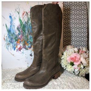 Lucky Brand LP Hippie boots